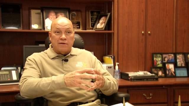 Rogers County K-9, Deputy Make Big Money Bust