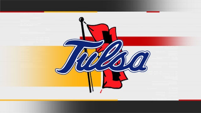 Tulsa's Robinson Named C-USA Indoor Track Athlete Of The Week