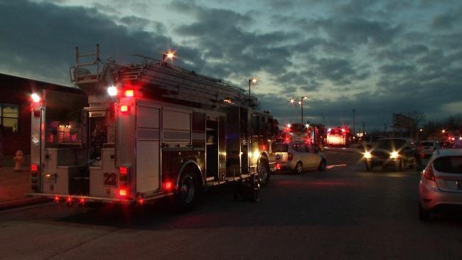 Fire Forces Tulsa Nursing Home To Evacuate