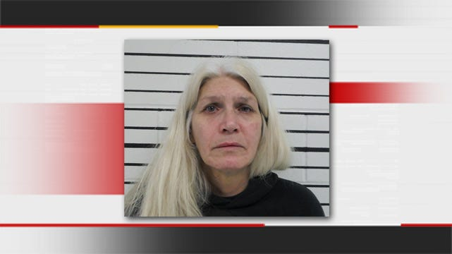 Tahlequah Woman Arrested After Toddler Burned By Meth Chemicals