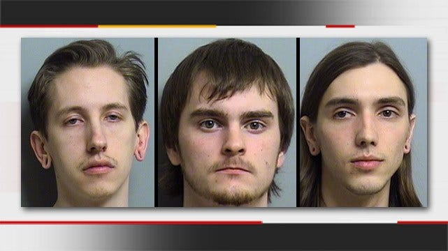 Three Men Charged For Downtown Bomb Hoax