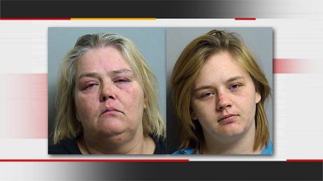 Tulsa Woman, Daughter Arrested Following Baseball Bat Assault