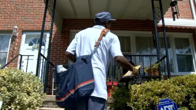 USPS Carriers Say They Bear Brunt Of Impact In Halting Saturday Delivery