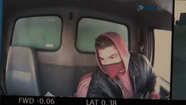 Police Release Video Of South Tulsa Truck Thief