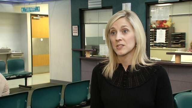 Trends Suggest Flu Season May Be Waning In Oklahoma