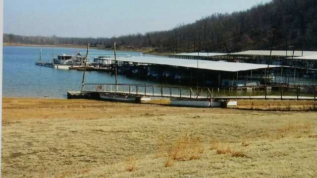 Lack Of Rain Leaving Oklahoma Lakes Far Below Normal Levels