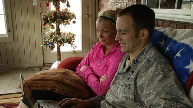 Collinsville Airman Receives Prestigious Award For His Work On Front Lines