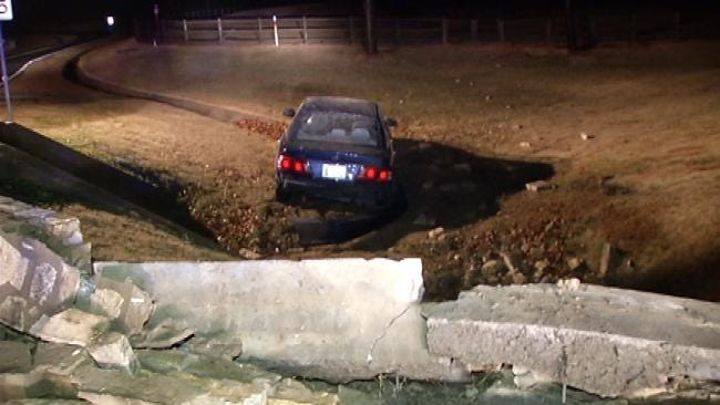 OHP: New Year's Celebration Lands Some Oklahoma Drivers Behind Bars