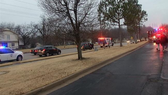 Parents Call For School Crossing Near Tulsa School After 12-Year-Old Struck By Car