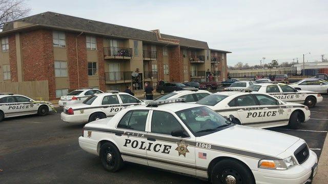 Person Of Interest Located, Questioned In Tulsa Quadruple Homicide