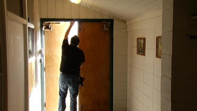 Tulsa Company Donates Security System To Church Hit Repeatedly By Burglars