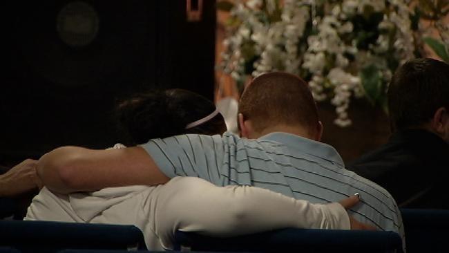 Tulsa Twins Killed In Quadruple Murder Laid To Rest