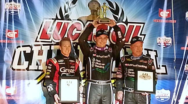 Kevin Swindell Does It Again At Chili Bowl Nationals