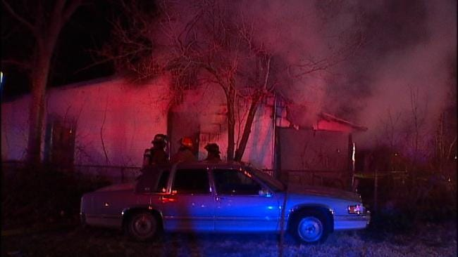 Cause Of Deadly Tulsa House Fire Under Investigation