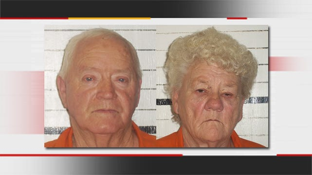 Deputies: Maysville Pair Caught Selling Drugs To Supplement Social Security
