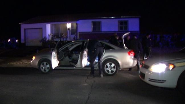Driver Arrested After High Speed Tulsa Police Chase