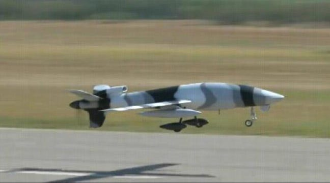 Governor Fallin Expects Unmanned Plane Production To Add 600 New Jobs
