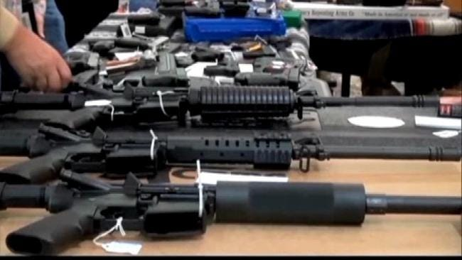 Many Oklahomans Support Mental Healthcare Aspect Of Gun Control Plan