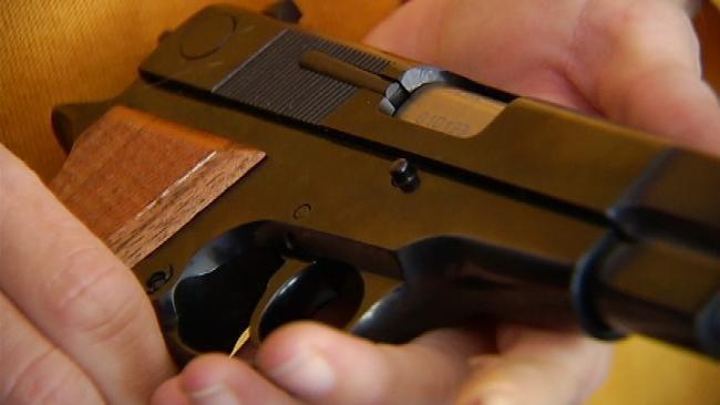 Some Oklahoma Gun Owners Support President's Gun Control Plan