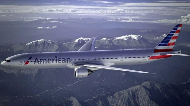 American Airlines Reveals New Logo