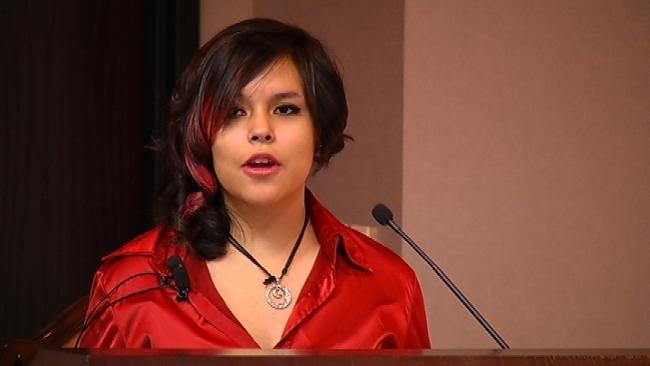 Central High Sophomore Wins Tulsa MLK Oratorical Contest