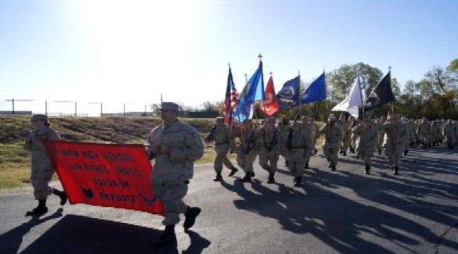 Union High Jr. ROTC Heads To Washington For Presidential Inaugural Parade
