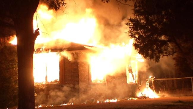 Catoosa Family Loses Everything In Early Morning Fire