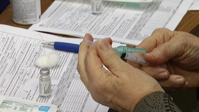 Tulsa Health Department Extends Clinic Hours For Flu Vaccinations