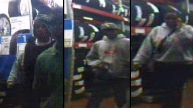 Tulsa Police Hope Public Can Identify Suspects In Credit Card Fraud