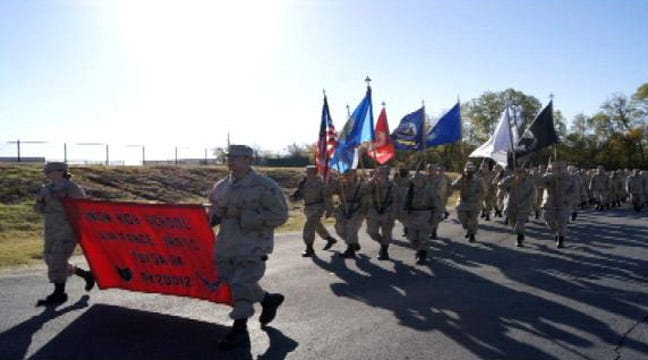 Union Jr. ROTC Chosen Again To March In Presidential Inaugural Parade