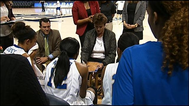 Tulsa Women Fall On The Road To East Carolina
