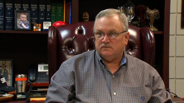 Wagoner County Sheriff Says He Won't Enforce New Gun Legislation