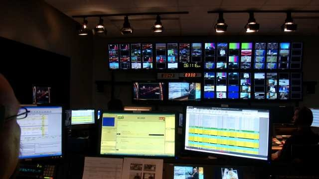 6 On The Move: One Night To Move The Newsroom