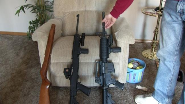 Gun Prices Spike After President Proposes Assault Weapons Ban