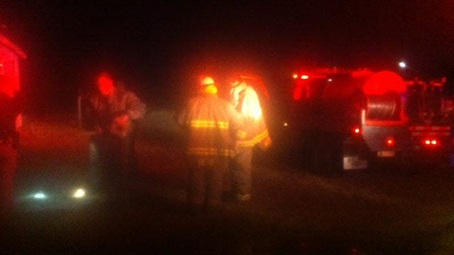LeFlore County Couple Found Beaten, Burned Outside Their Home