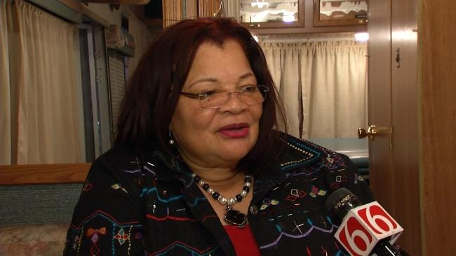 Niece Of Martin Luther King, Jr. Joins Tulsa 'March For Life'