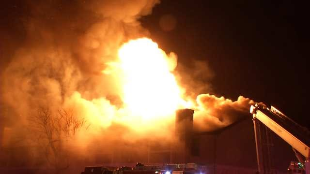 Electrical Problem Sparks Fire At South Tulsa Apartment Complex