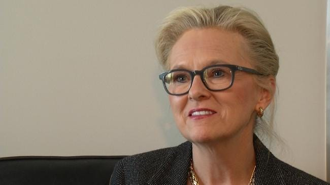 Former Tulsa Mayor Kathy Taylor To Run Again