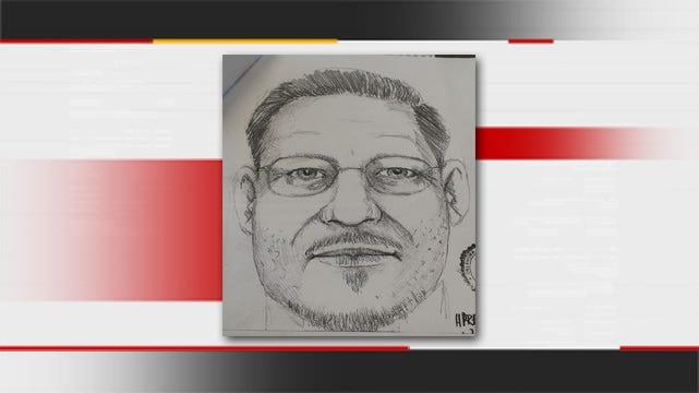 Glenpool Police Release Sketch Of Accused Child Rapist