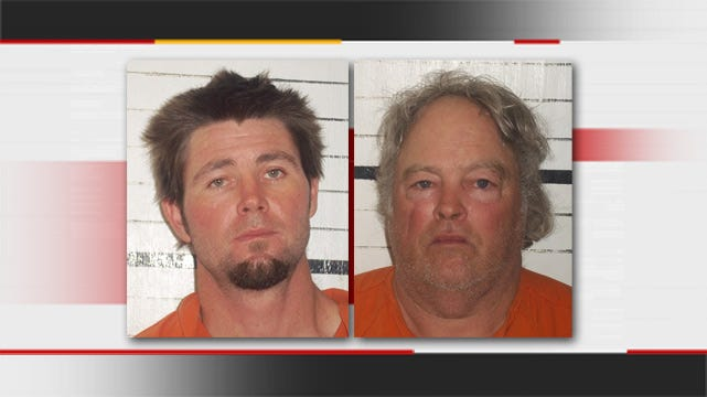 Two Men Arrested In Muskogee County Drug Sting