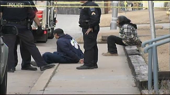 Police Make Arrest In Stabbing Death, Tulsa's 10th Homicide Of 2013