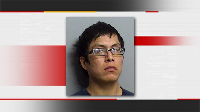 Serial Sexual Battery Suspect Charged