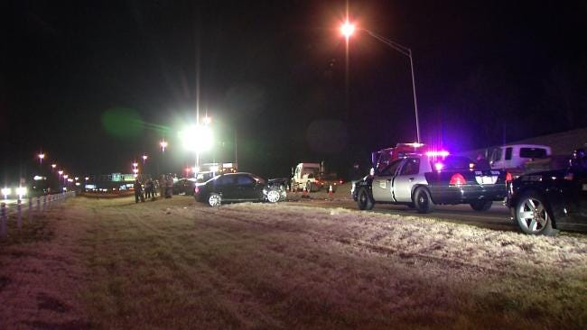 Woman Killed Driving Wrong Way On Highway 412
