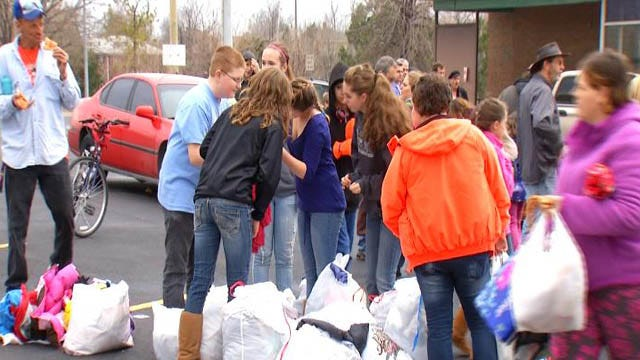 Group Provides Outreach For Tulsa's Homeless