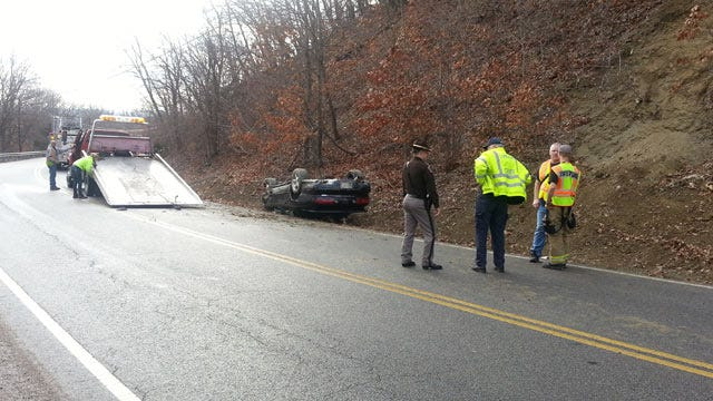 Man Injured In High Speed Wreck On Keetonville Road, Rogers County