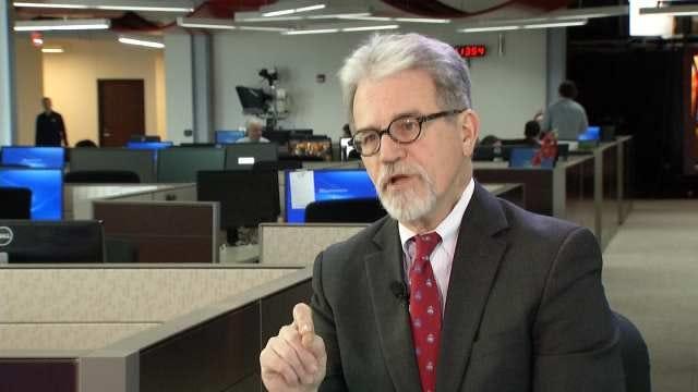 Senator Tom Coburn Weighs In On Gun Control