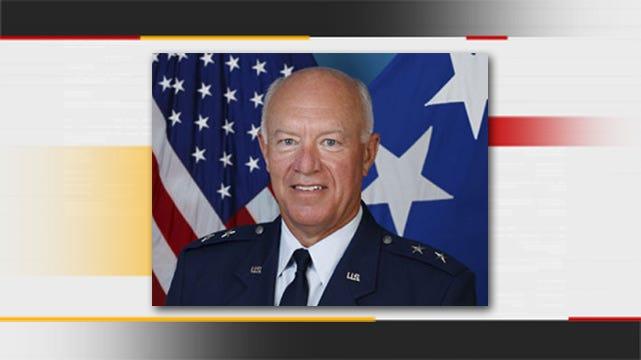 Oklahoman, Leader Of Air National Guard Retiring