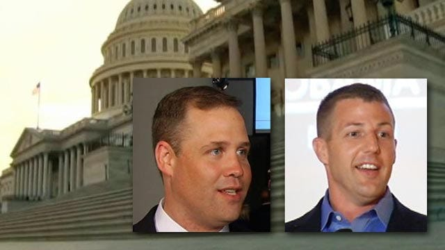 Congress Ushers In New Members, Including Two From Oklahoma