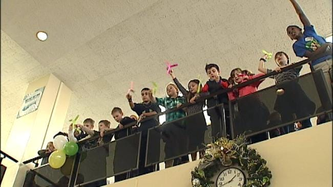 Creativity Takes Flight In Central Library's Paper Airplane Competition