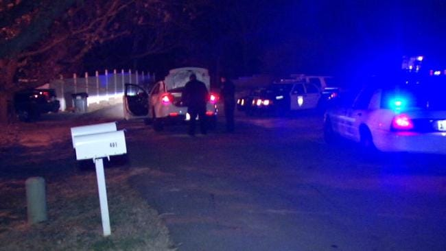 Jenks 14-Year-Old Charged With Murder, Burglary